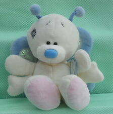 "My Blue Nose Friends Peluche PAPILLON *-* BREEZE BUTTERFLY 8"" 20 cm"