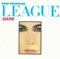 THE HUMAN LEAGUE dare (CD, album, remastered) synth pop, very good condition,