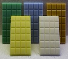 Any FIVE Handmade Highly Scented Wax Melt Bars for £13.75....Over 300 fragrances