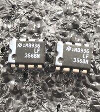 2PCS - LF356BN monolithic JFET Op Amp