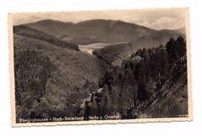 Germany - Elkeringhausen, Helle und Orketal - Real Photo Postcard Franked 1934
