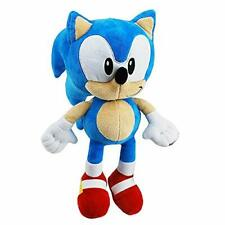 Sonic The Hedgehog SEGA Plush Soft Toy With Official License 28cm