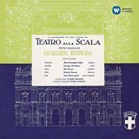 Maria Callas - Mascagni : Cavalleria Rusticana Neuf CD