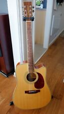 More details for tanglewood mr720f electro-acoustic guitar, exceptional quality, fishman preamp