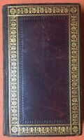 Edward Young / Complaint or Night Thoughts 1817 with FORE-EDGE PAINTING