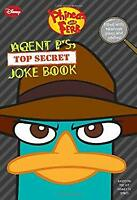 Agent P's Top Secret Joke Book by Bernstein, Jim