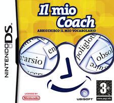 Il Mio Coach - Arricchisco Il Vocabolario Nintendo DS IT IMPORT UBISOFT