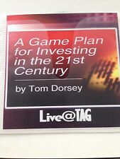 A GAME PLAN FOR INVESTING IN THE 21ST CENTURY = TOM DORSEY = TRADING CD