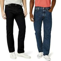 Levi's 501 Jeans Original Denim Assorted Colours and Washes