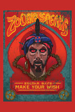 Framed Print – Zoltar from the Movie Big in Red (Tom Hanks Film Picture Poster)