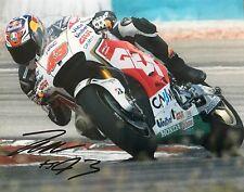 Jack Miller signed Moto GP 10x8 photo Image B UACC AFTAL Registered Dealer