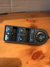 Vauxhall Astra Mk5 4 way electric window switch + lock drivers right 13228699CB