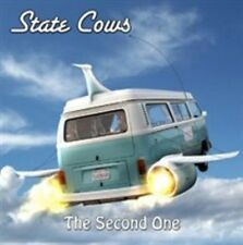 The Second One, State Cows CD | 4041257001118 | New