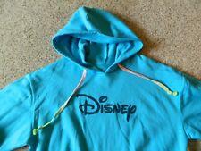 Disney girls Large blue hoodie