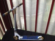 Scooter Scorpo Stunt, beige/gold/chrome, very good condition, new grips