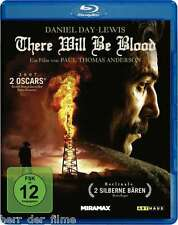 THERE WILL BE BLOOD (Daniel Day-Lewis) Blu-ray Disc NEU+OVP