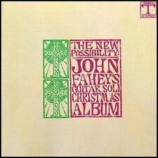 JOHN FAHEY sealed THE NEW POSSIBILITY - Guitar Soli Christmas Album vinyl Takoma