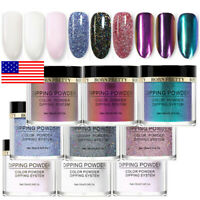 9 Boxes BORN PRETTY Nail Holographic Dip Dipping Powder Chameleon Starter Kit
