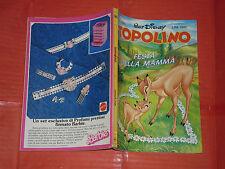 WALT DISNEY- TOPOLINO libretto- n° 1693 a- originale mondadori- anni 60/80