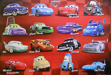 WORLD OF CARS POSTER (P12)