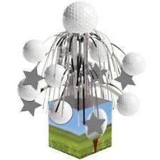 Sports Fanatic Golf Mini Cascade Centerpiece Birthday Party Decorations