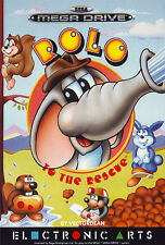 ## SEGA Mega Drive - Rolo to the Rescue / MD Spiel ##