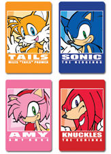 Sonic The Hedgehog Post Card