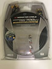 MONSTER CABLE Component Video 700cv 25 feet ULTRA HIGH PERFORMANCE New