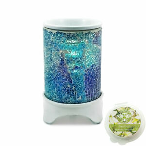 Owlchemy OCEAN Electric wax burner with light & dimmer and spring scents