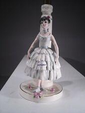 +*A012469 Goebel  Archivmuster Huldah Figurine Hul726 Ballerina blue Lamp TMK4