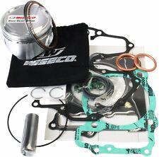 "Wiseco 89mm Top End Rebuild For Big Bore Kit Honda TRX400EX Piston Gasket .160"""