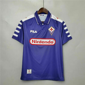 1998 Fiorentina Home Shirt