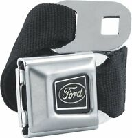 Authentic Black Ford Seat Belt Buckle Belt BuckleDown pants Seatbelt