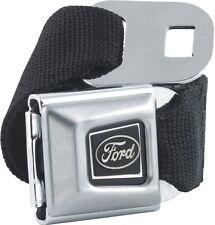 Authentic Black Ford Seat Belt Buckle Belt Buckle-Down pants Seatbelt