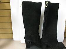 Anne Klein Women's neta su boot. suede. size 9.5