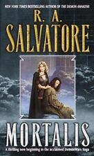 Mortalis (The DemonWars Saga) Salvatore, R.A. Mass Market Paperback