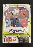 2020-21 Panini Prizm English Premier League Soccer Blaster Box Factory Sealed