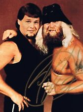 Jimmy Valiant Signed Autographed 8x10 Photo - W/COA WWE Wrestling Boogie Woogie