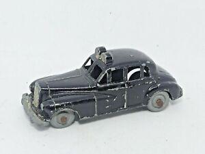 Benbros Black Police Wolsley 680 car No 5 Boxed 1960s