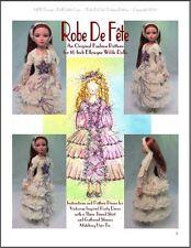 """""""Robe De Fête""""  Fashion Pattern for Ellowyne  Wilde"""