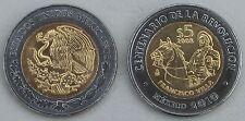 Mexiko / Mexico 5 Pesos 2008 Revolution: Francisco Villa p899 unz.