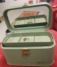 Vintage Biltmore Luggage Travel Vanity With Mirror and Key