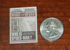 1/12 Scale Newspaper - Daily Bugle for Spiderman Peter Parker