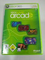 Arcade Compilation Disc Live - Juego Xbox 360 Edicion EU PAL - 2T