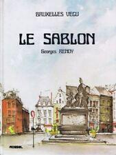 Bruxelles vécu: Le Sablon | Georges Renoy | 1982