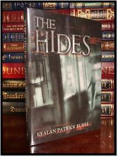 The Hides ✎SIGNED✎ by KEALAN PATRICK BURKE Mint Cemetery Dance Hardback 1/750