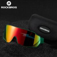 RockBros Polarized Photochromatic Lens Cycling Glasses Eyewear Sunglasses