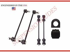 6PC Front/Rear Sway Bar Links + Front Bushings Acadia Enclave Traverse Outlook