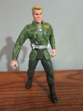 MILITARY GENERAL JURASSIC PARK III  ACTION FIGURE LOOSE NEAR MINT COND