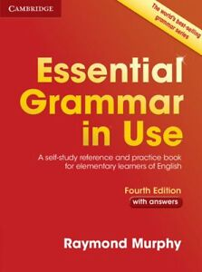 Essential Grammar in Use with Answers A Self-Study Reference an... 9781107480551
